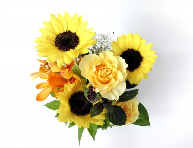 8月生まれの人に贈りたい花は?誕生日にピッタリな花言葉もご紹介