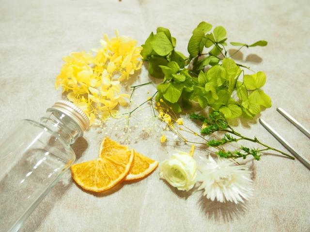ハーバリウムに適した花とは?気になる簡単な作り方までご紹介!