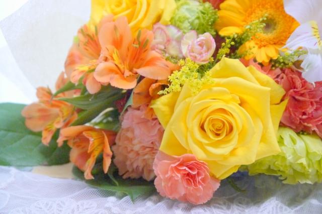 黄色の花を贈りたい人必見!贈り物にオススメの黄色の花をご紹介!
