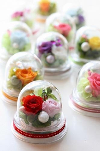 プリザーブドフラワーに適した花は?作り方も合わせてご紹介!